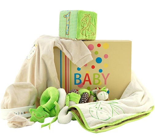 baby gift hampers for europe