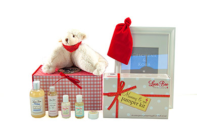 Baby Gifts MUMMY AND ME Pamper Kit for Europe