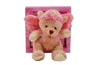 Preemie Baby Gift TINY GIRL Baby Gifts to Europe