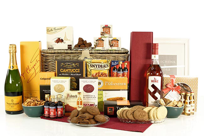 CHAMPAGNE & COGNAC | Unique Luxury Hamper