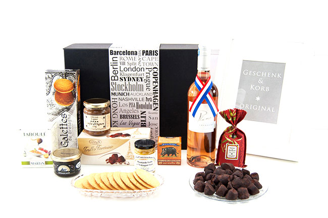PARIS Gift Basket France