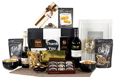 Gift Baskets WINE & CHAMPAGNE COLLECTION