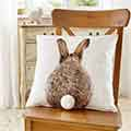 Z_10: UK Pillow & Doormat  gift wrapped
