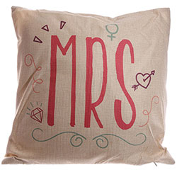Z_107: Pillow Mrs.