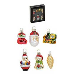 Z_114: Christmas Figures Gift Set Santa