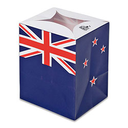 Z_23: New Zealand Paperbag Light  for magic moments