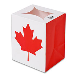 Z_24: Canada Paperbag Light  for magic moments
