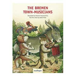 Z_301: Book - The Bremen Town Musicians
