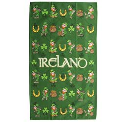 Z_66: Kitchen Towel Ireland