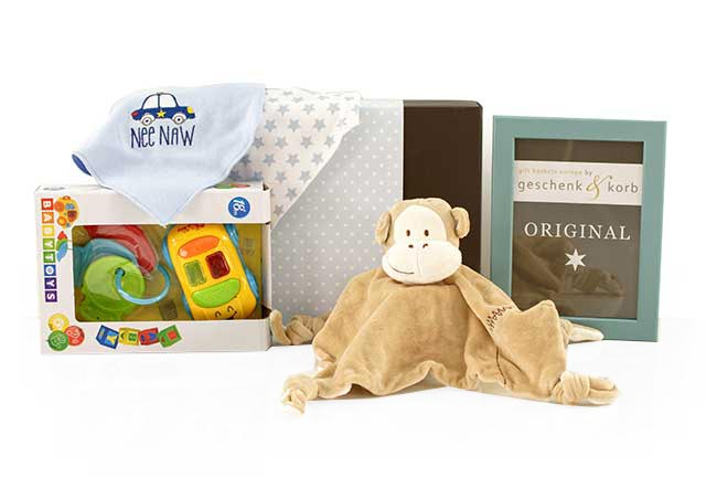 BABY GIFT SET | WELCOME LIL BOY