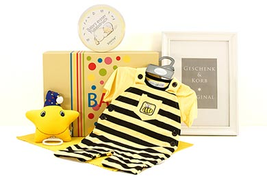 Baby Gift Baskets LITTLE MISCHIEF Baby Gifts for Europe