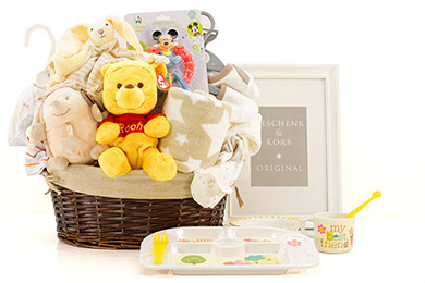 Baby Gift Baskets FUN PLAY WITH WINNIE POOH