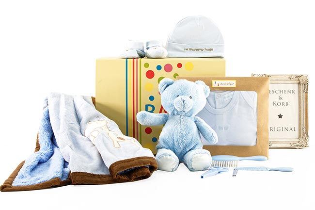 CUTE BABY GIFT BOX for LITTLE BOYS