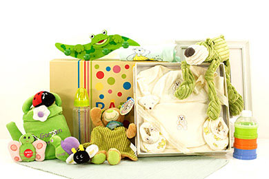 Baby Gifts to Europe BABYS BEST BUDDIES for Europe
