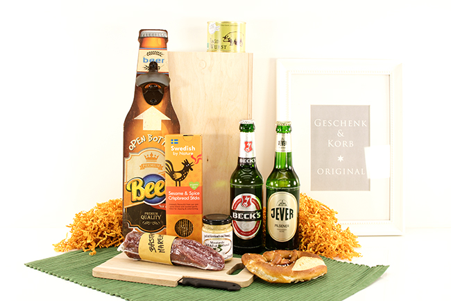 COLD CUTS AND BEER | Mens Gift Set