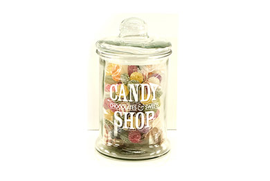 Gifts for Europe CANDY JAR Gift Set