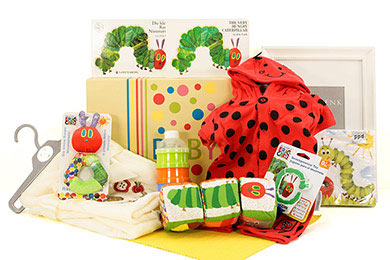 Baby Gifts Europe BABY GIFT HUNGRY CATERPILLAR