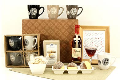 Gift Baskets ASBACH LIQUOR GIFT BOX