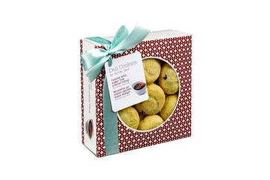DELI COOKIES PRALINE Gift Baskets for Europe