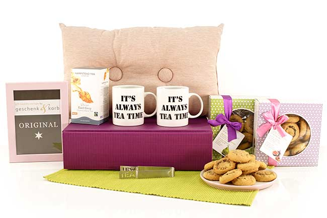 GIFT FOR WOMEN | ITS ALWAYS TEA TIME