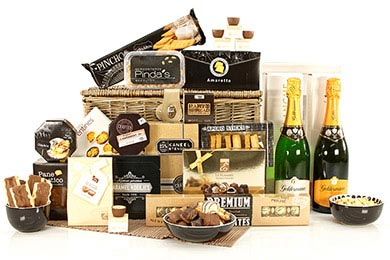 Gift Basket SPARKLING & COLLECTION