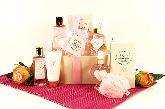 SPA WELLNESS GIFT HAMPER