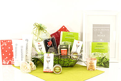 SMILE AND GET WELL Gift Basket