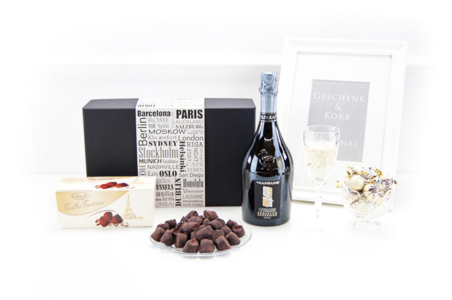 PROSECCO & TRUFFLES Perfect Gift Combination