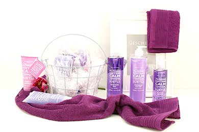 Send gifts to Europe SPA GIFT ALMOND