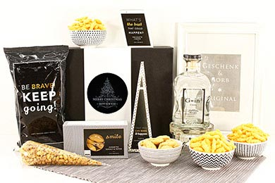 GIN & SNACKS Gifts for Europe