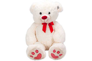 Teddy Gifts  LARGE TEDDY BROWN TEDDY BEAR for Europe delivery