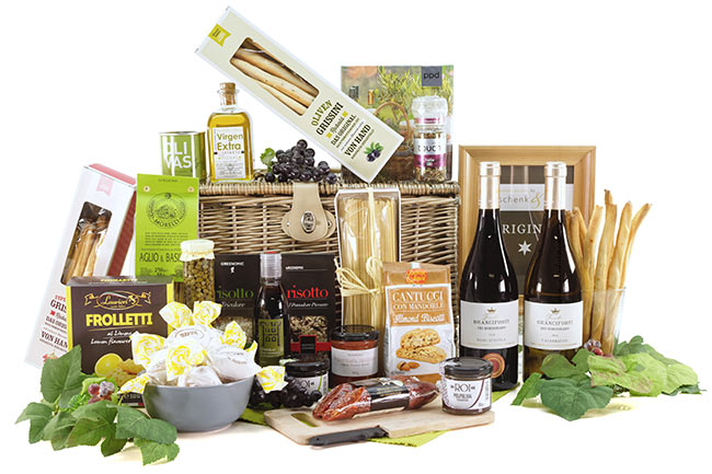 ITALY  GIFT BASKET | Italian Gourmet Food Gifts