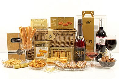 Gift Hampers for Europe GOLDEN TIMES