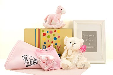 MY FIRST TEDDY Gift Set international delivery