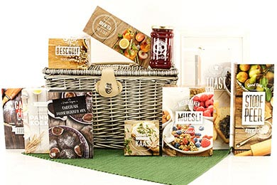 Gifts for Europe DUTCH BREAKFAST GIFT BASKET