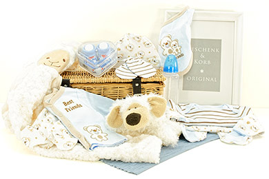 Baby Gifts Europe BABY GIFT BASKET BEST FRIEND
