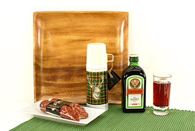 Men gift baskets JAEGERMEISTER MAN GIFT