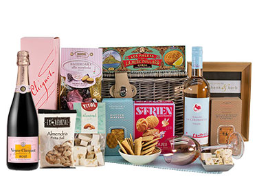 Snack Gift Baskets BIG SNACK send Gifts to Europe