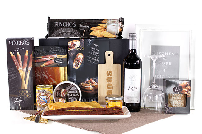 GIFT BASKET SPAIN | Spanish Gourmet Gift