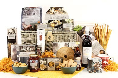 Gifts for Europe SWEDISH BREAKFAST GIFT BASKET