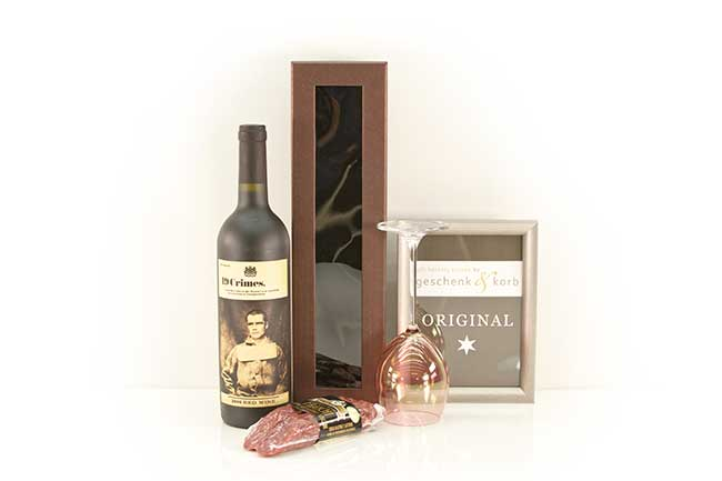 19 CRIMES | MEN GIFT WITH WINE
