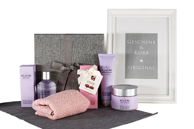WELLNESS GIFT SET | RELAXING XXL