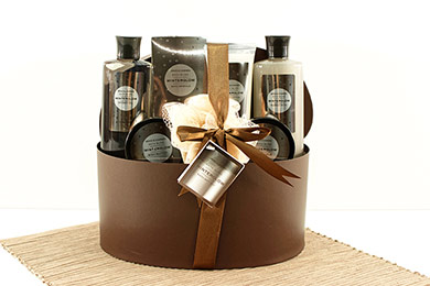 Spa Gifts for Delivery in Europe WINTER GLOW