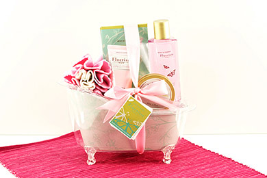 Gift Basket FLUERISTE SPA for Europe